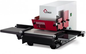STAGO HM 15 Automatic Stapling Machine for Flat and Saddle Stapling