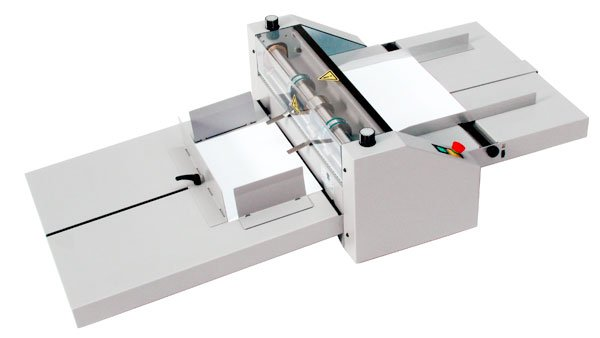 EUROFOLD MCM 48 & 48A Table Top Creasing & Micro-Perforating Machine